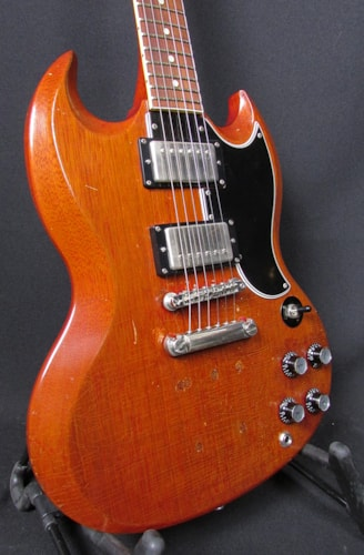 1962 Gibson SG Special/Standard Conversion