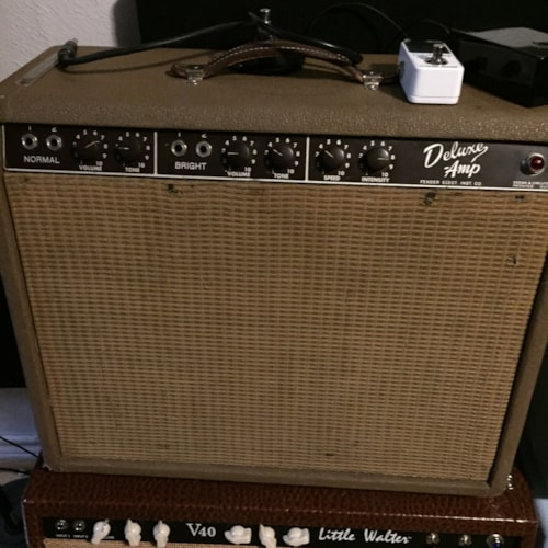 1962 Fender 1962 brown deluxe