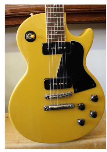 1990 Gibson Les Paul TV Special re-issue