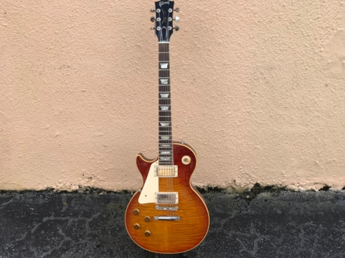 1992 Gibson Les Paul george Wallace