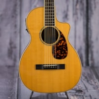 2008 Larrivee PV09E Parlor acoustic electric with cutaway