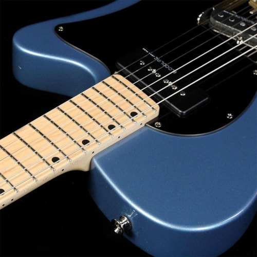 John Page Classic The AJ Electric Guitar Pelham Blue
