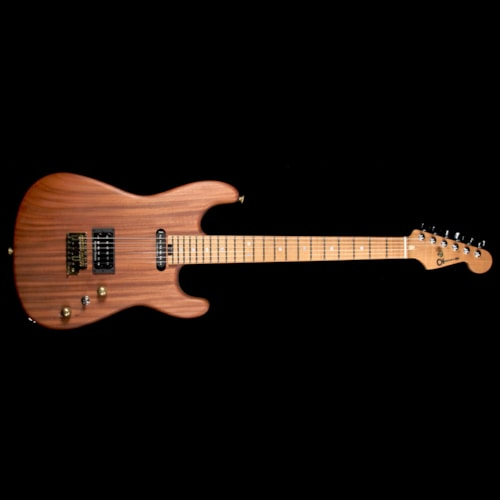 Charvel Used Charvel Custom Shop Cooked Mahogany San Dimas Electric Guitar Natural Oil