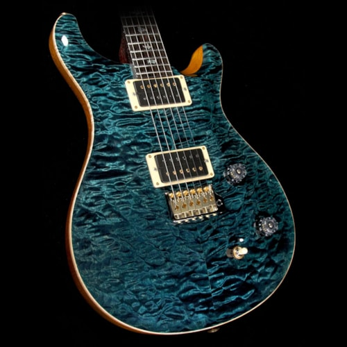 Paul Reed Smith PRS Private Stock Custom 22 Slate Blue Quilt Maple and Korina