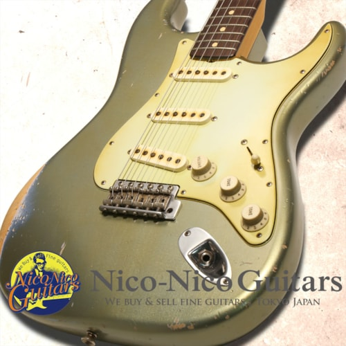 2013 Fender Custom Shop MBS '61 Stratocaster Relic by John Cruz