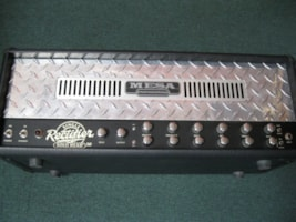 Mesa Engineering Single Rectifier Solo Head 50