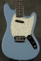 1967 Fender Musicmaster II CLEAN w/ hang tag, strap, and cable