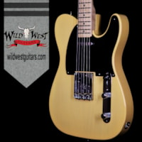 2017 Fender USA American Vintage `52 Telecaster Maple Neck Butters (1952 Reissue)