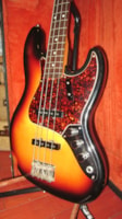 2001 Fender '62 Reissue Jazz Bass
