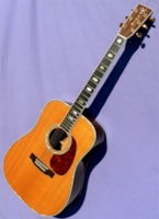 1993 Martin D-41: Big Deep Voice!