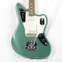 2014 Fender Johnny Marr Jaguar SHERWOOD GREEN! Rare Limited Ed
