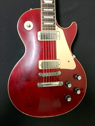Gibson Custom Shop '72 Les Paul Deluxe Rissue