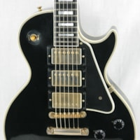 1957 Gibson Les Paul Custom 3 Pickups! LPB-3 Black Beauty Hist