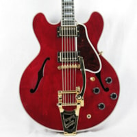 2016 Gibson ES-355 60's CHERRY Gloss Limited Edition! Gold Big