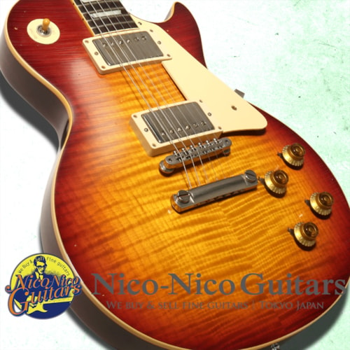 2016 Gibson Custom Shop True Historic 1959 Les Paul Aged