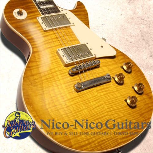 2014 Gibson Custom Shop Historic 1959 Les Paul Heavily Aged