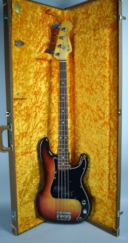 1977 Fender Precision Bass