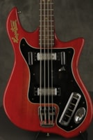 1965 Hagstrom Coronado IV Bass made in Sweden