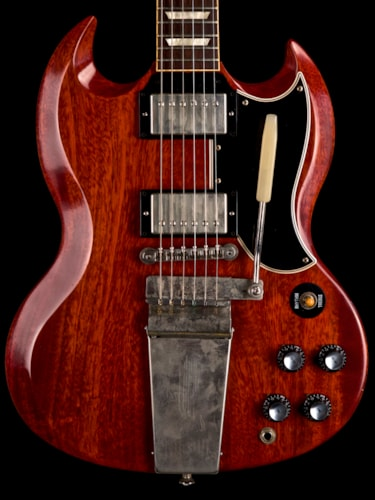 2006 Gibson Custom Shop 1962 SG / Les Paul Reissue VOS with Vibrola