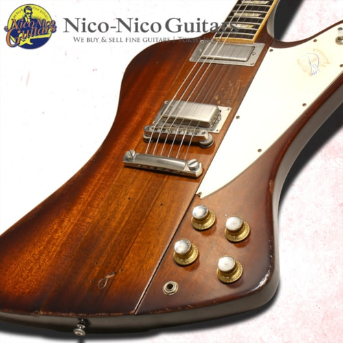 2008 Gibson Custom Shop Inspired by Series Johnny Winter Firebird Signed Aged