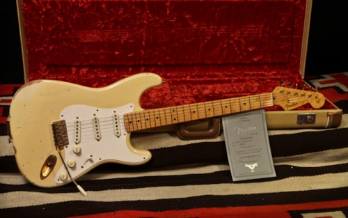 1995 Fender Cunetto Stratocaster