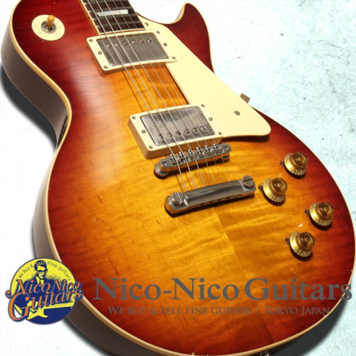 2016 Gibson Custom Shop True Historic 1959 Les Paul Murphy Aged