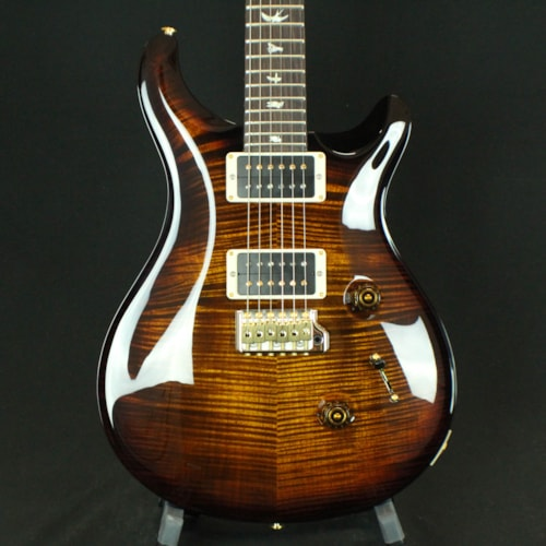 2017 PRS (Paul Reed Smith) Custom 24 10 Top Flame Maple