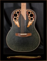 Adamas Adamas II 1681-5 Deep Bowl Acoustic Electric