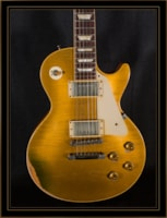 2003 Gibson Aged '57 Les Paul Goldtop Reissue VOS