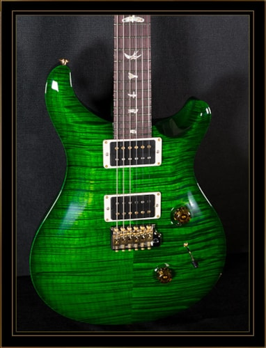 Paul Reed Smith Custom 24 with 10-Top and Hybrid Hardware