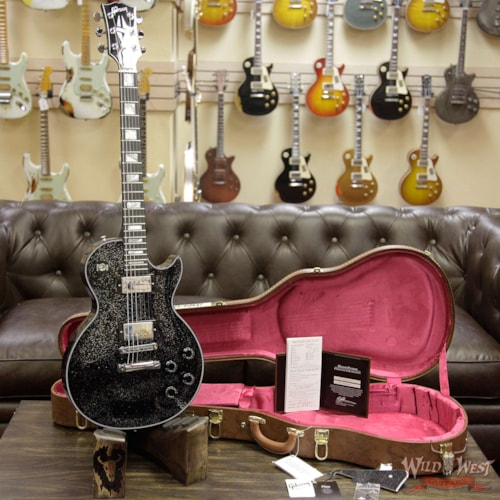 Gibson Custom Shop Limited Edition 1 of 25 Les Paul Custom Moonless Night