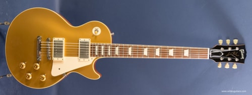 2011 Gibson Historic '57 Les Paul Goldtop