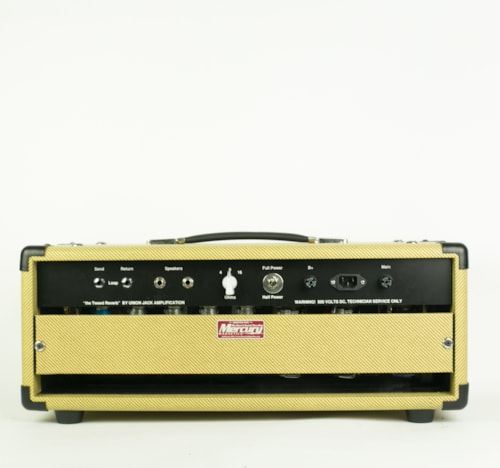 2017 Rola  50 Watt Reverb Head