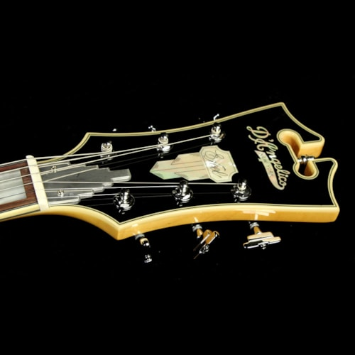 D'Angelico Used D'Angelico EX-175 Archtop Electric Guitar Natural