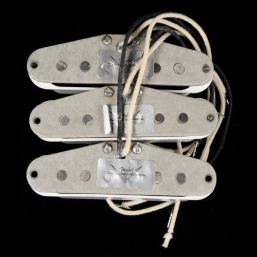 Fender Custom Shop Custom '69 Stratocaster Pickup Set White