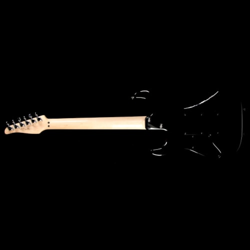2017 Tom Anderson Used 2017 Tom Anderson Guitarworks Drop Top Electric Guitar Natural Black to T-Red Burst