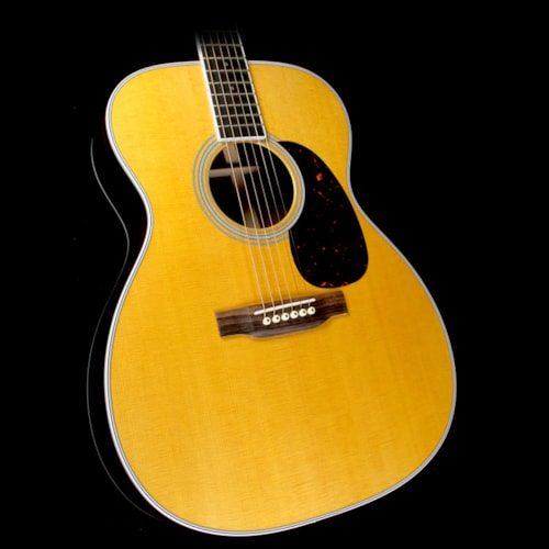 Martin Used Martin M-36 Acoustic Guitar Natural