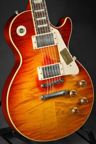 2014 Gibson Custom Shop Southern Rock Tribute 1959 Les Paul Aged Signed