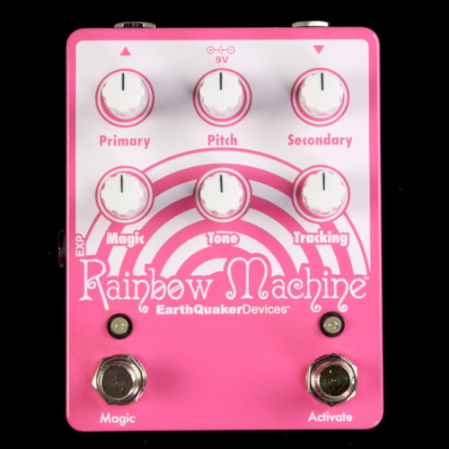 EarthQuaker Devices Rainbow Machine Pitch Shifter V2 Effects Pedal