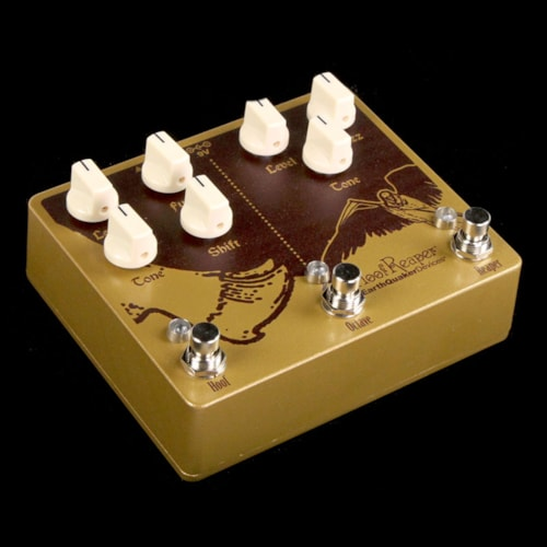 EarthQuaker Devices Hoof Reaper Fuzz/Distortion V2 Effects Pedal