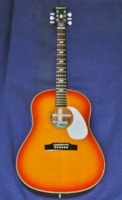 """Epiphone FT-70 """"Texan"""" Re-Issue"""