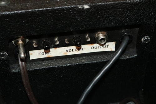 1967 Vox Percussion King
