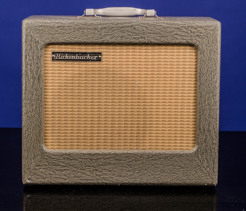1958 Rickenbacker M-8 Amplifier