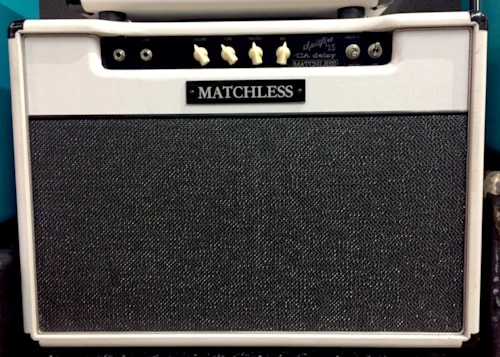 2016 Matchless Spitfire CA Delay 1X12 combo