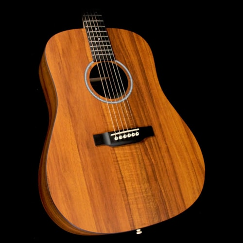 Martin X Series DXK2AE Dreadnought Acoustic Guitar Natural
