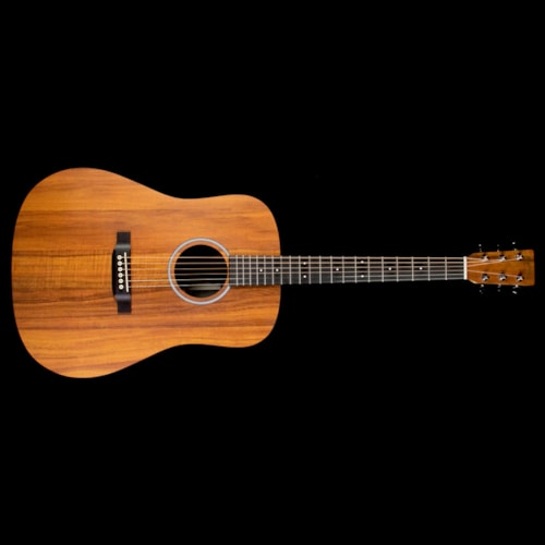 Martin X Series DXK2AE Dreadnought Acoustic-Electric Guitar Natural