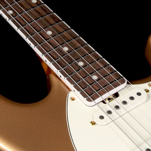 ERNIE BALL MUSIC MAN Ball Family Reserve Cutlass Electric Guitar Malibu Gold