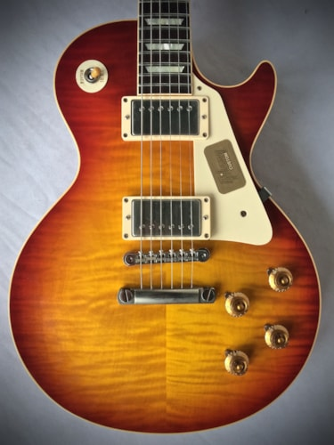 2012 Gibson '59 Reissue Les Paul Standard R9 Historic Collection