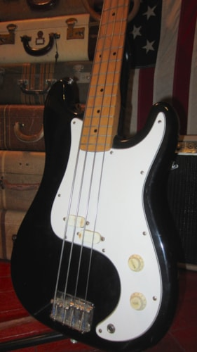 ~1983 Squier By Fender Bullet Bass