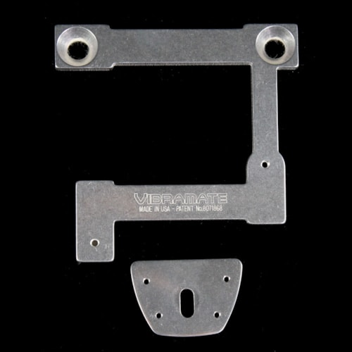 Vibramate Quick Mount Bigsby Tailpiece Kit for Semi-Hollow Bodies